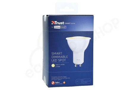 Trust  ZLED-G2705 Dimbare GU10 LED Spot Warm Wit